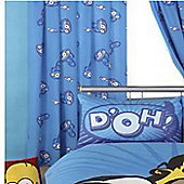 Homer Simpson, Boys Curtains 72s - Multi