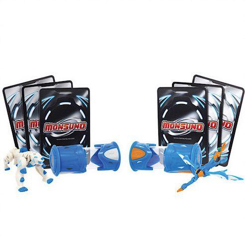 Monsuno Core Combat 2 Pack - Lock and Evo