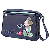 Obaby Changing Bag Mickey Navy