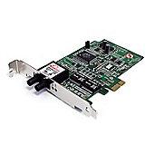 StarTech Gigabit Ethernet Multi Mode ST Fiber PCI Express Card