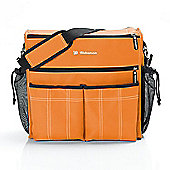 Bebemon Urban XL Baby Changing Bag - Tangerine