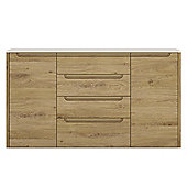 Gobi 2 Door 4 drawer sideboard
