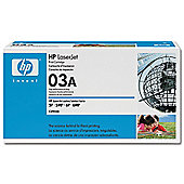 HP No.03A Toner Cartridge Black for LaserJet 5P, 5MP