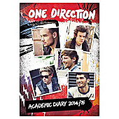 One Direction School Year Diary A5
