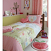 Catherine Lansfield Home Kids Pony Single Bed Fitted Sheet Multi