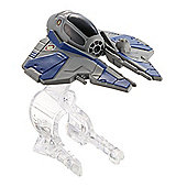Hot Wheels Star Wars: Starship (Obi-wan Kenobis) Jedi Starfighter
