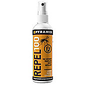 Pyramid Insect Repellent - 100% Deet 120ml
