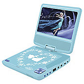 Lexibook Frozen 7 Inch Portable DVD Player