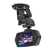 electriQ 1080p Ultra Wide Angle View Dash Cam with 2.7 Inch Screen and Ambarella Processor