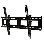 "Peerless Paramount Large Tilting Wall Bracket for 32-56"" Screens in Gloss Black"