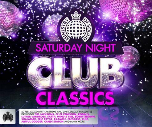 Ministry Of Sound: Saturday Night Club Classic (3CD)