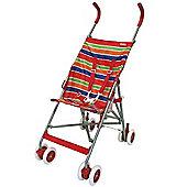 Red Kite Push Me Lite Stroller (Summer Stripe)