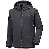 Didriksons Mens Echion Softshell Jacket - Black