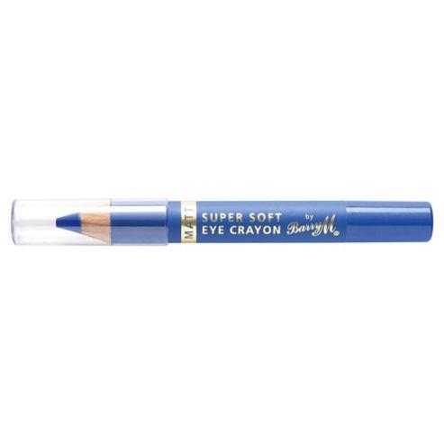 Barry M Supersoft Eye Crayon 7 - Matt Blue
