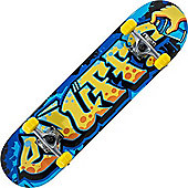 Enuff Graffiti II Yellow 7.5inch Mini Complete Skateboard
