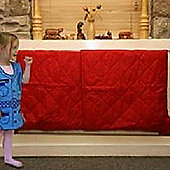 Safetots Radiator Cover Red