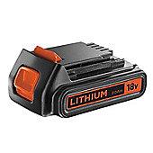 Black and Decker BL2018-XJ Slide Battery Pack 18 Volt 2.0Ah Li-Ion