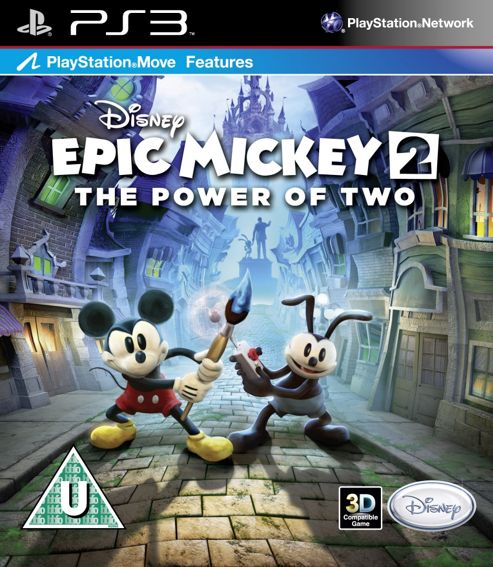 Epic Mickey 2 - The Power Of Two (PS3)