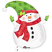 18' Winter Snowman (each)