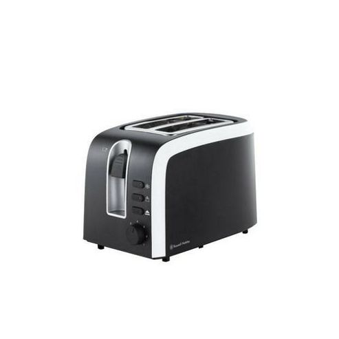 Russell Hobbs 18535 Mono Toaster 2 Slice Black
