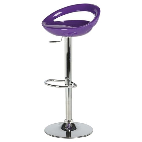 Evie Barstool Purple