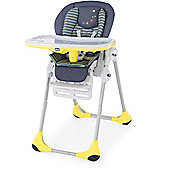Chicco Polly 2-in-1 Highchair (Denim)