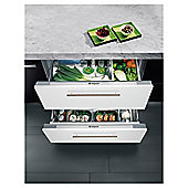 Hotpoint Indesit NCD191I Fridge, A+, White
