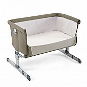 Chicco Next2Me Co-Sleeping Crib (Dove Grey)