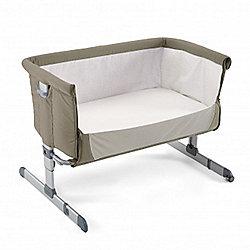 Chicco Next2Me Co-Sleeping Crib (Dove Grey)