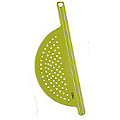 Trudeau Pot Drainer Strainer, Green
