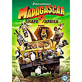 Madagascar Escape 2 Africa (DVD)