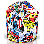 Marvel Comics Justice League Beanbag
