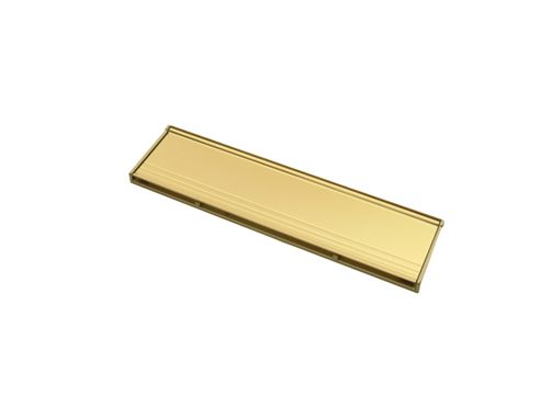 Map 874-33 Letter Flap Gold 12In