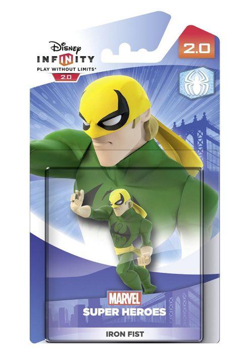 Disney Infinity 2.0 Iron Fist Figure