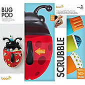 Boon Bundle - Bug Pod And Scrubble 2 Items