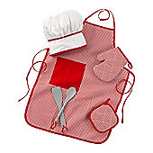 KidKraft Taste chef Accessory Set - Red