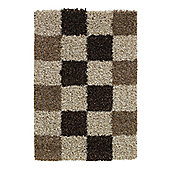 Oriental Carpets & Rugs Vista Check Rug - Runner 220cm L x 60cm W