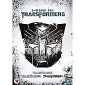Transformers 1-3 - (DVD Boxset)