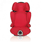 Casualplay Protector Group 2-3 Car Seat Red - ISOFIX