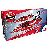 Airfix RAF Red Arrows Hawk