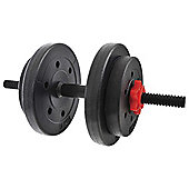York Fitness 15kg Vinyl Set