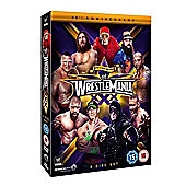 Wwe: Wrestlemania 30 DVD