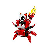 Lego Mixels Wave 4 Flamzer - 41531
