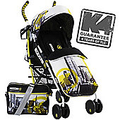 Koochi Speedstar Stroller (Brooklyn AM)