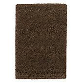 Oriental Carpets & Rugs Vista Dark Beige Rug - 340cm L x 240cm W