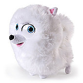 The Secret Life of Pets Deluxe Talking Soft Toy - Gidget
