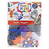 Mister Maker Sea Life Puppets