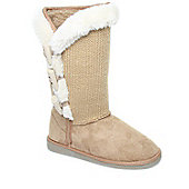 Pineapple Ladies Beige Husky 2 Calf Boot