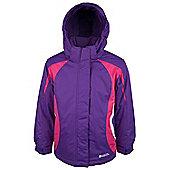 Sugar Girls Ski Jacket - Purple