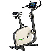 Tunturi Pure U 8.1 Upright Exercise Bike with Colour Touchscreen